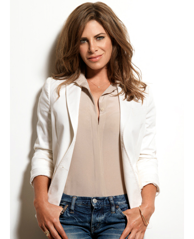 Celebrity Fitness Expert Jillian Michaels