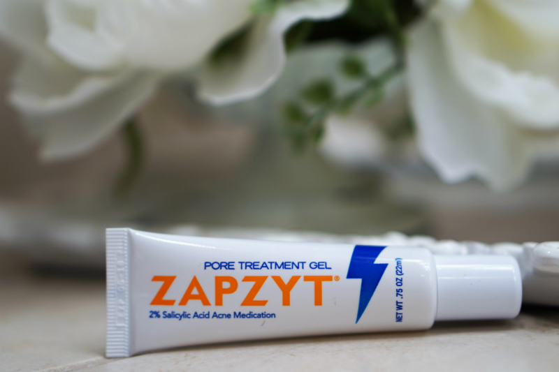 How To Treat Body Acne Quickly - Zapzyt Pore Treatment Gel