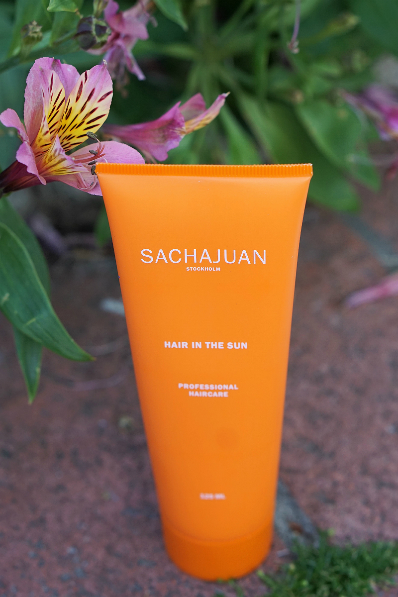 Power Your Happy Giveaway - Sachajuan Hair In The Sun