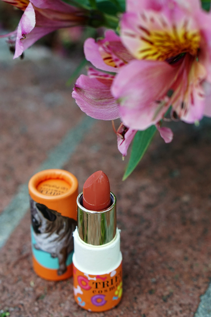 Power Your Happy Giveaway - Trifle Cosmetics Lip Parfait