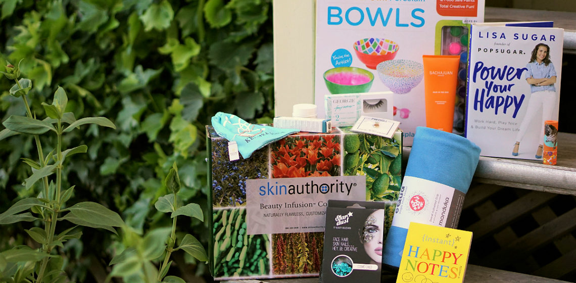 The Power Your Happy Giveaway from Inspirations and Celebrations
