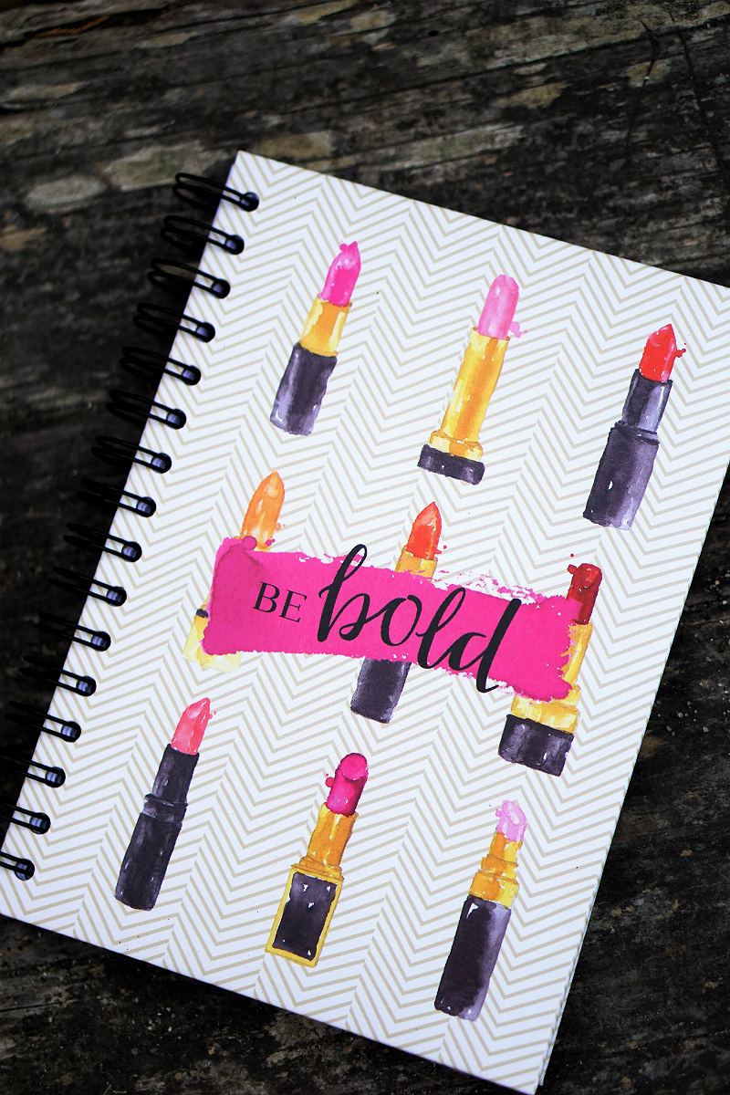 The Bold and Beautiful Giveaway - Be Bold Journal