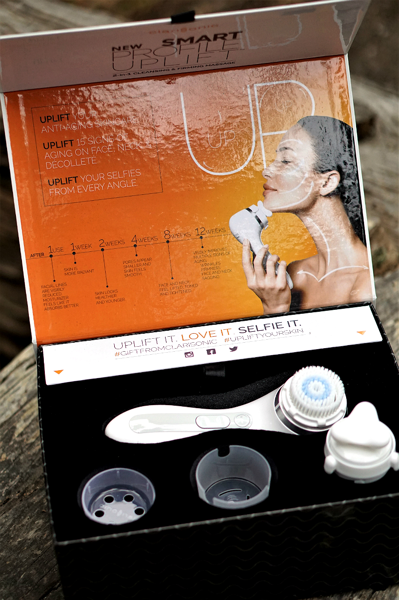 The Bold and Beautiful Giveaway - Clarisonic Smart Profile Uplift