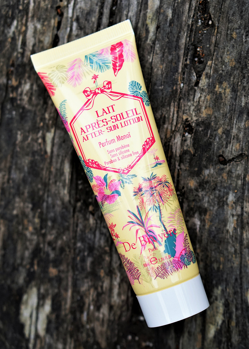 The Bold and Beautiful Giveaway - De Bruyere After-Sun Lotion