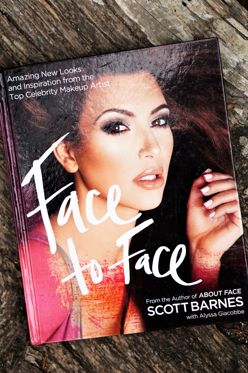 The Bold and Beautiful Giveaway - Face To Face Makeup Book by Scott Barnes