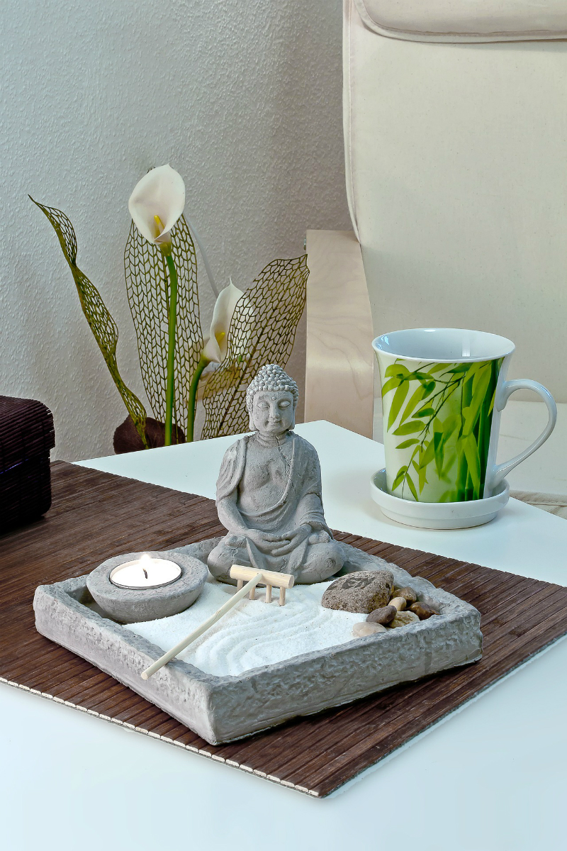 Wellness Guide - 5 Simple Ways To Reduce Stress in Your Daily Life - Meditatio