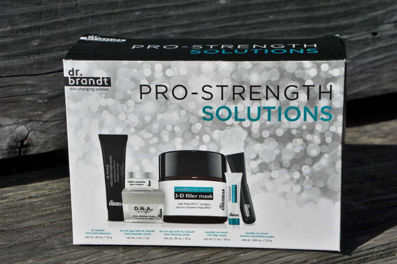 Aloha Summer Beauty Giveaway - Dr Brandt Pro-Strength Solutions Kit