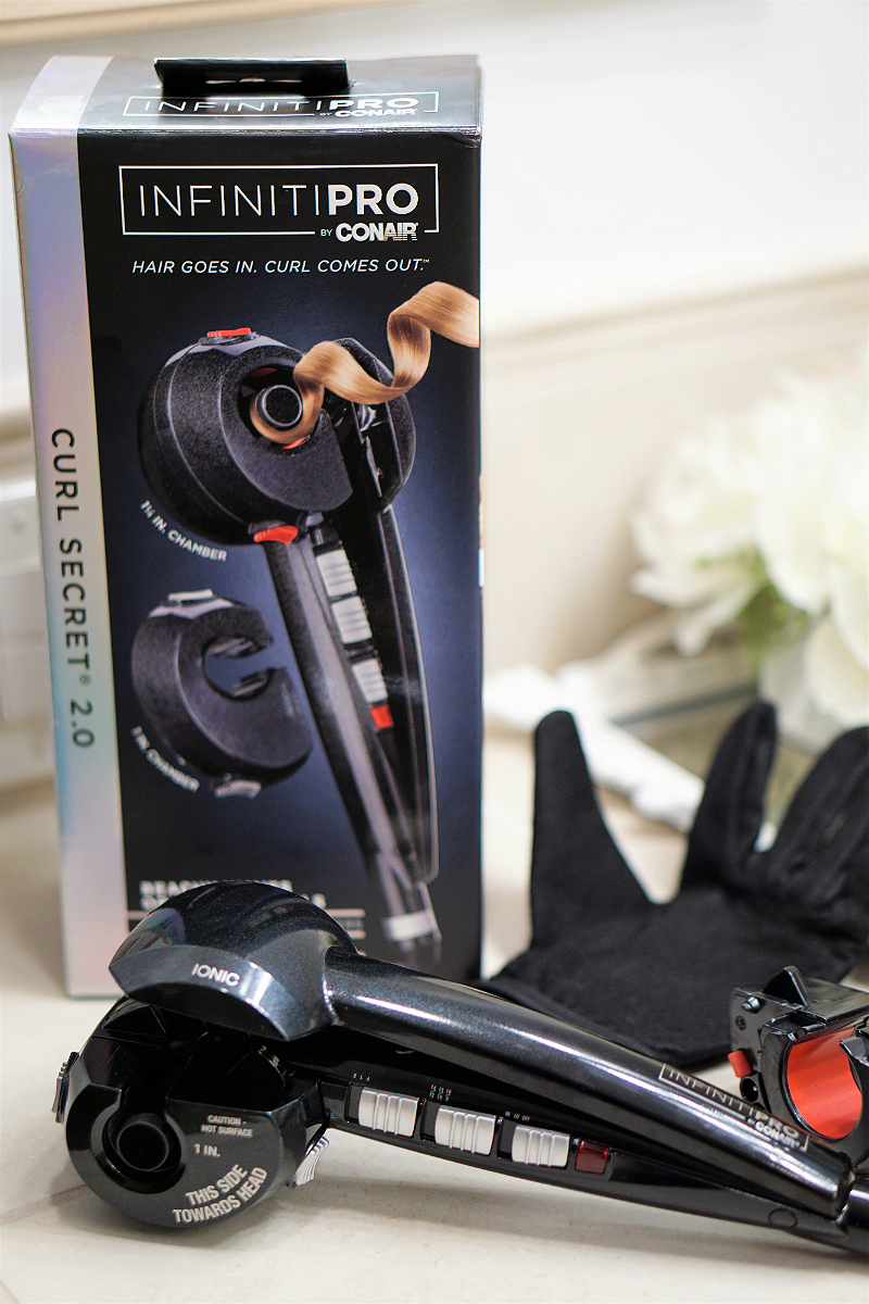 How To Get Romantic Hair with InfinitiPRO by Conair Curl Secret 2.0