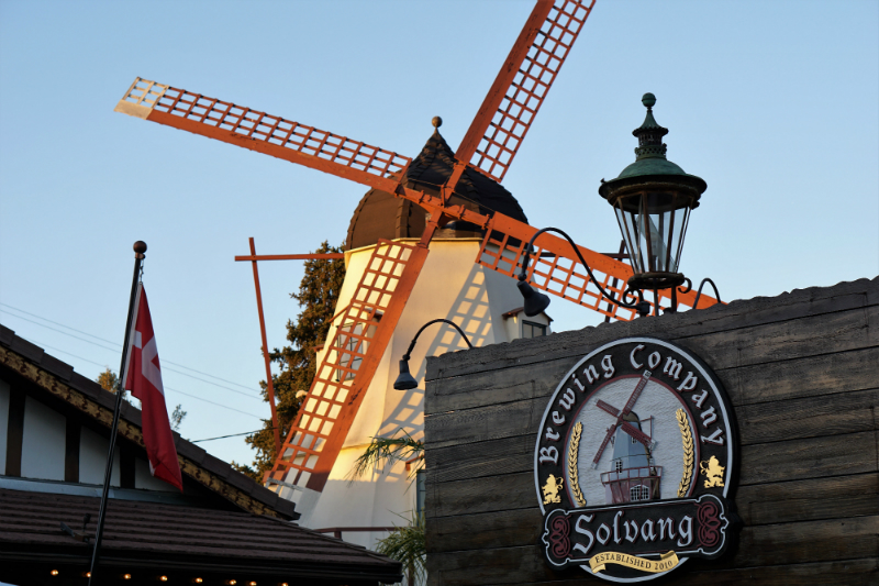 Travel Guide to Solvang California