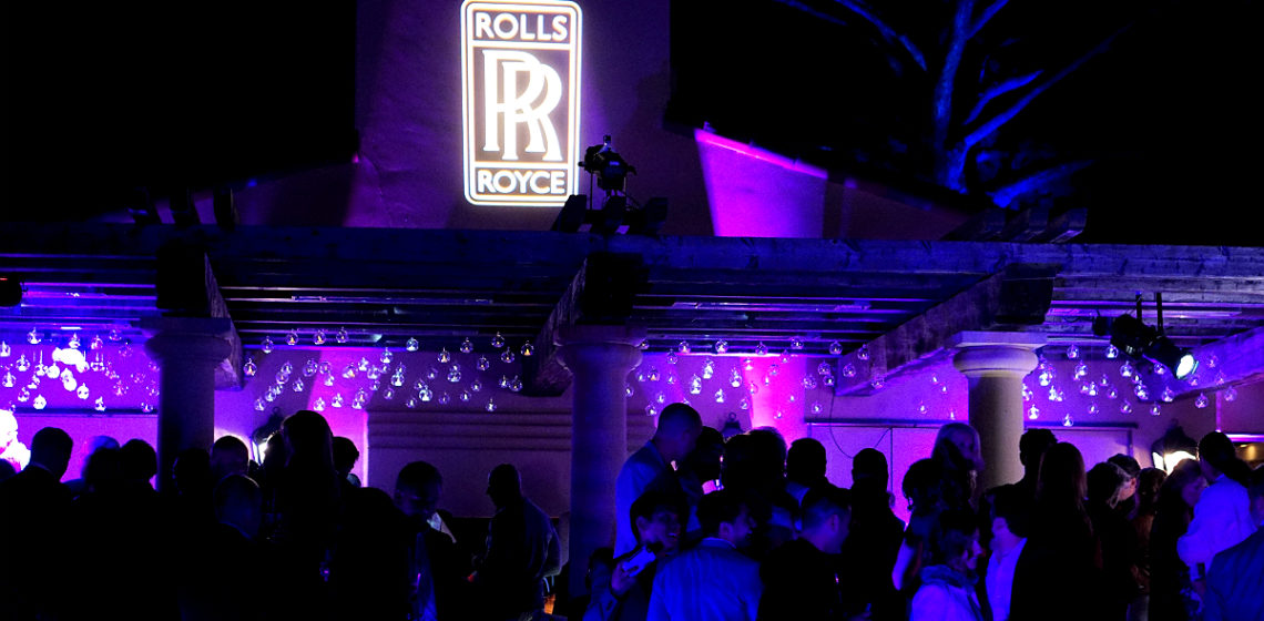 An Iconic Evening at the House of Rolls Royce in Pebble Beach - Monterey Car Week