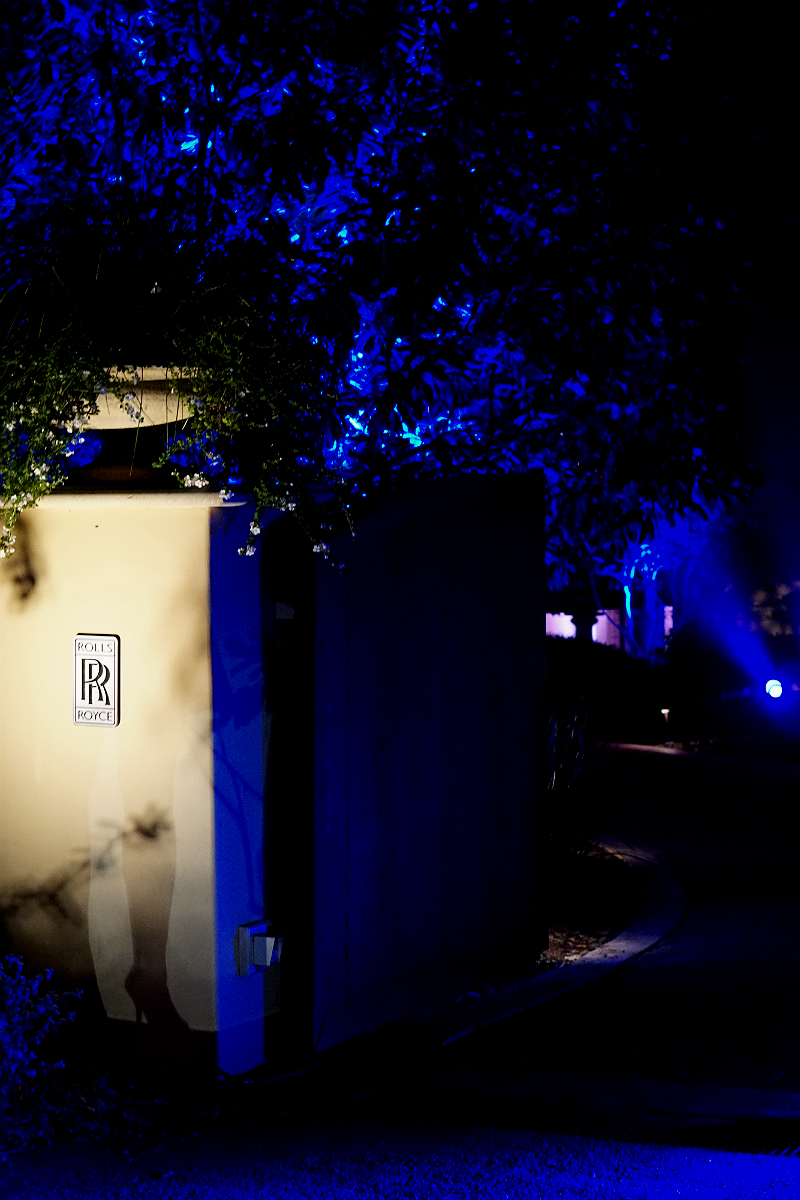 An Iconic Evening at the House of Rolls Royce in Pebble Beach - Goodwood Home of Rolls