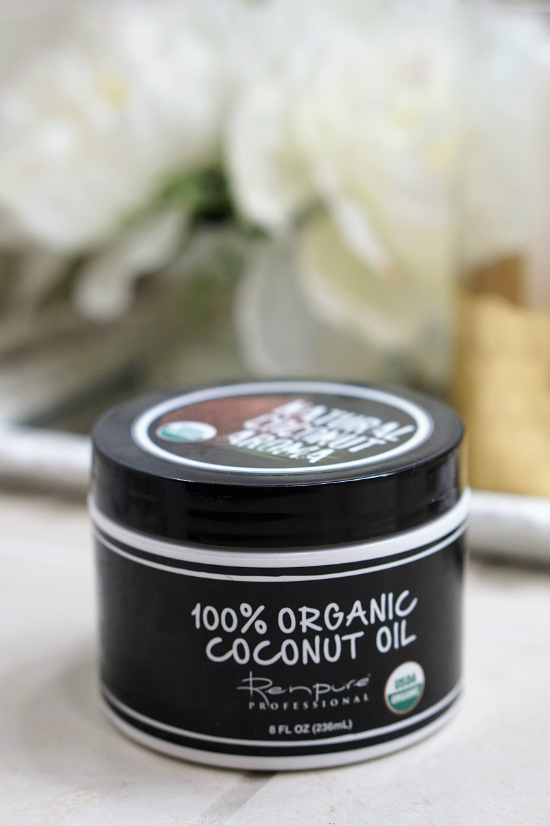 Fabulous Finds - Natural Beauty Products That Actually Work - Renpure Organic Coconut Oil