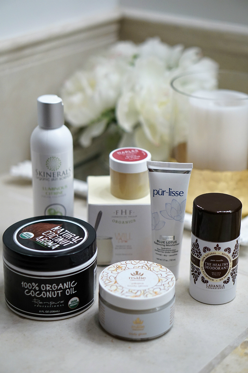 Fabulous Finds - Natural Beauty Products That Actually Work