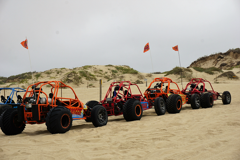 The Fun-Filled Getaway Guide To San Luis Obispo County - Sun Buggy ATV Rides