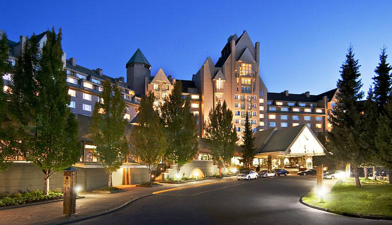 10 Enchanting Fall Trips That Capture The Magic of Autumn - Fairmont Chateau Whistler