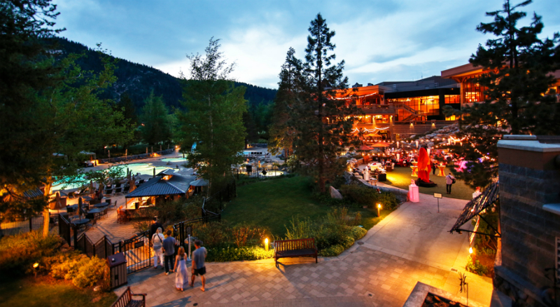 10 Enchanting Fall Trips That Capture The Magic of Autumn - Resort at Squaw Creek