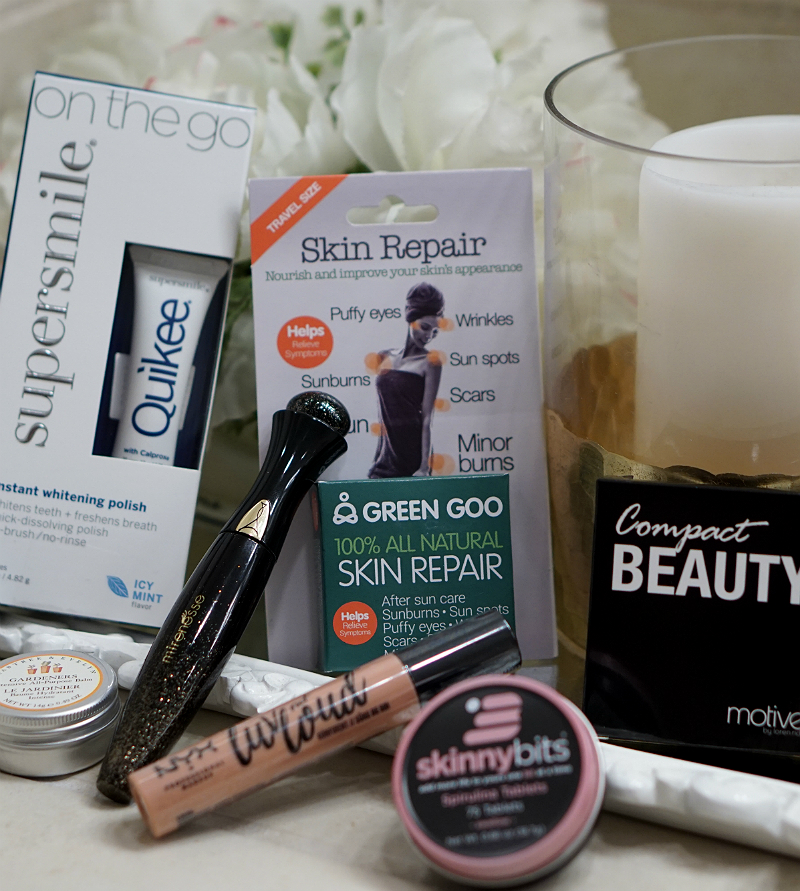 Beauty Products On-The-Go