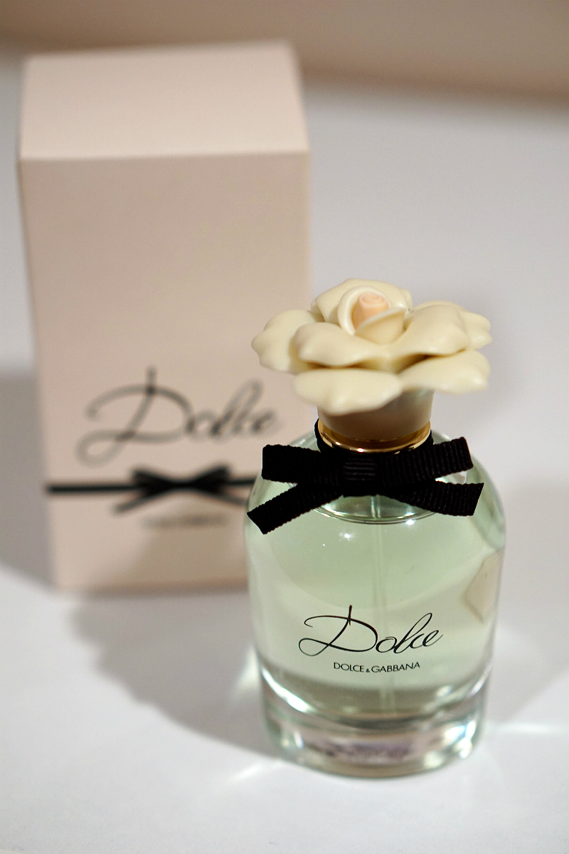 La Dolce Vita Giveaway - Celebrating The Good Life in Style - Dolce Fragrance