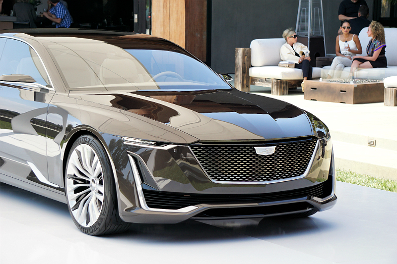 The Evolution of Luxury Automobiles - The Future of Performance and Design - Cadillac