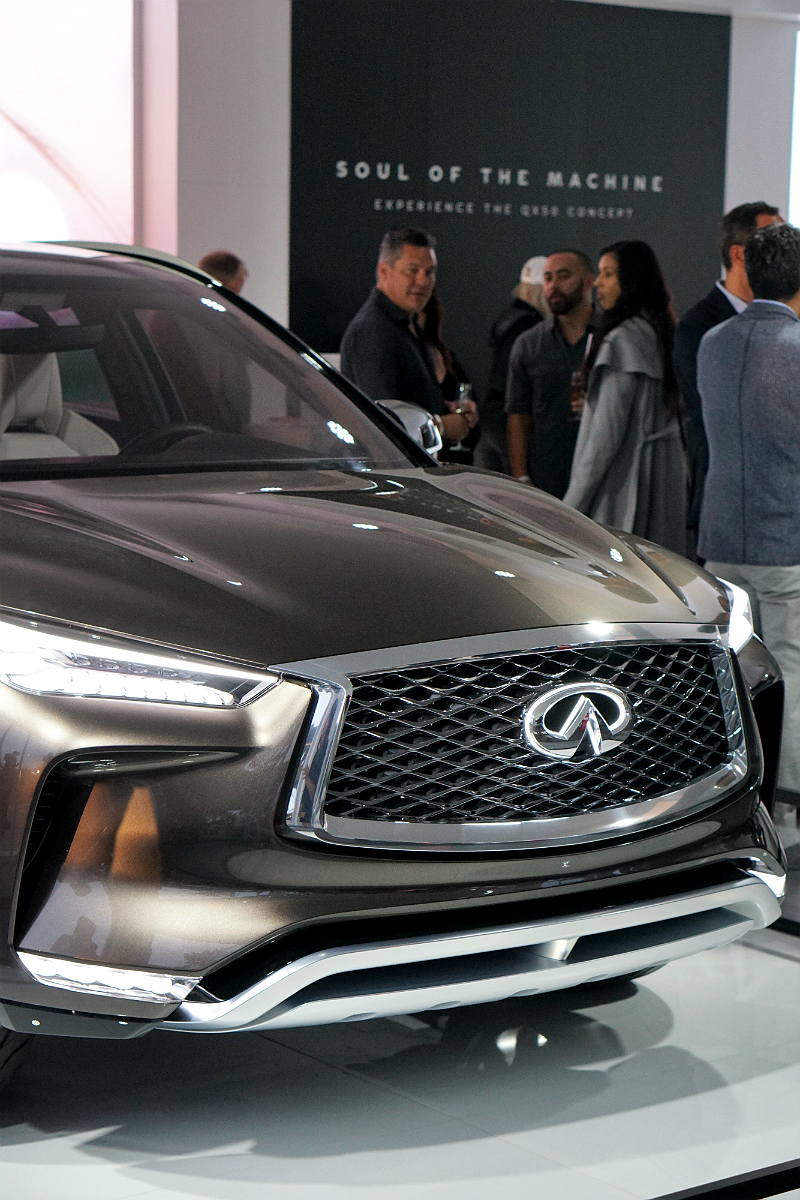 The Evolution of Luxury Automobiles - The Future of Performance and Design - Infiniti