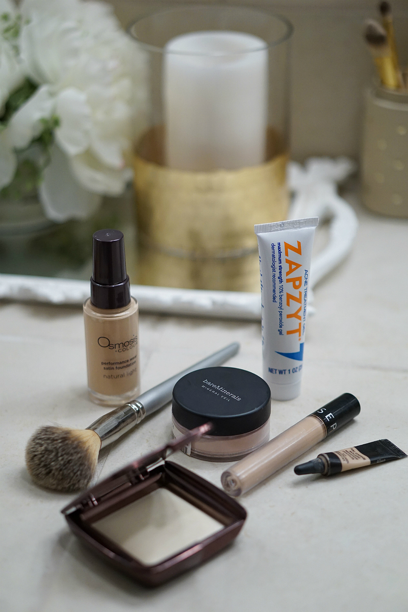 Makeup Tutorial How To Fake Flawless Skin When You Breakout Inspirations And Celebrations