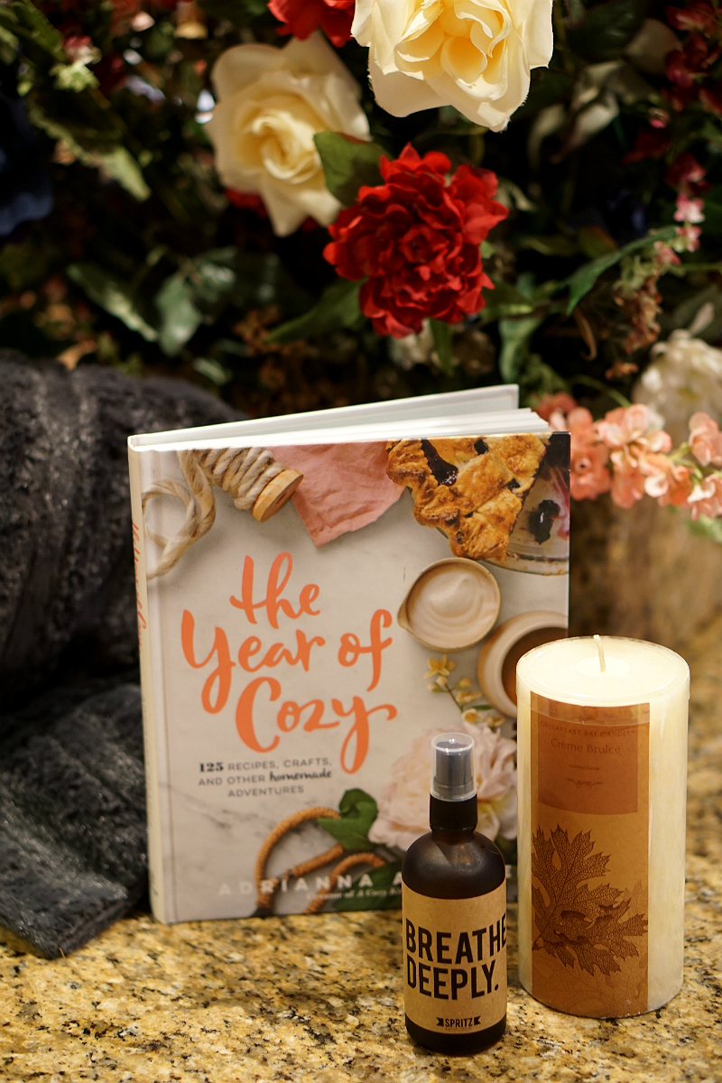 The Year of Cozy Giveaway from Inspirations and Celebrations
