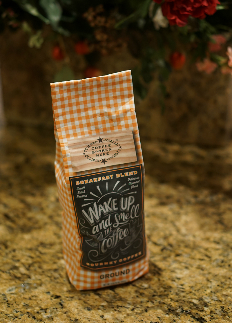 The Year of Cozy Giveaway from Inspirations and Celebrations - Coffee