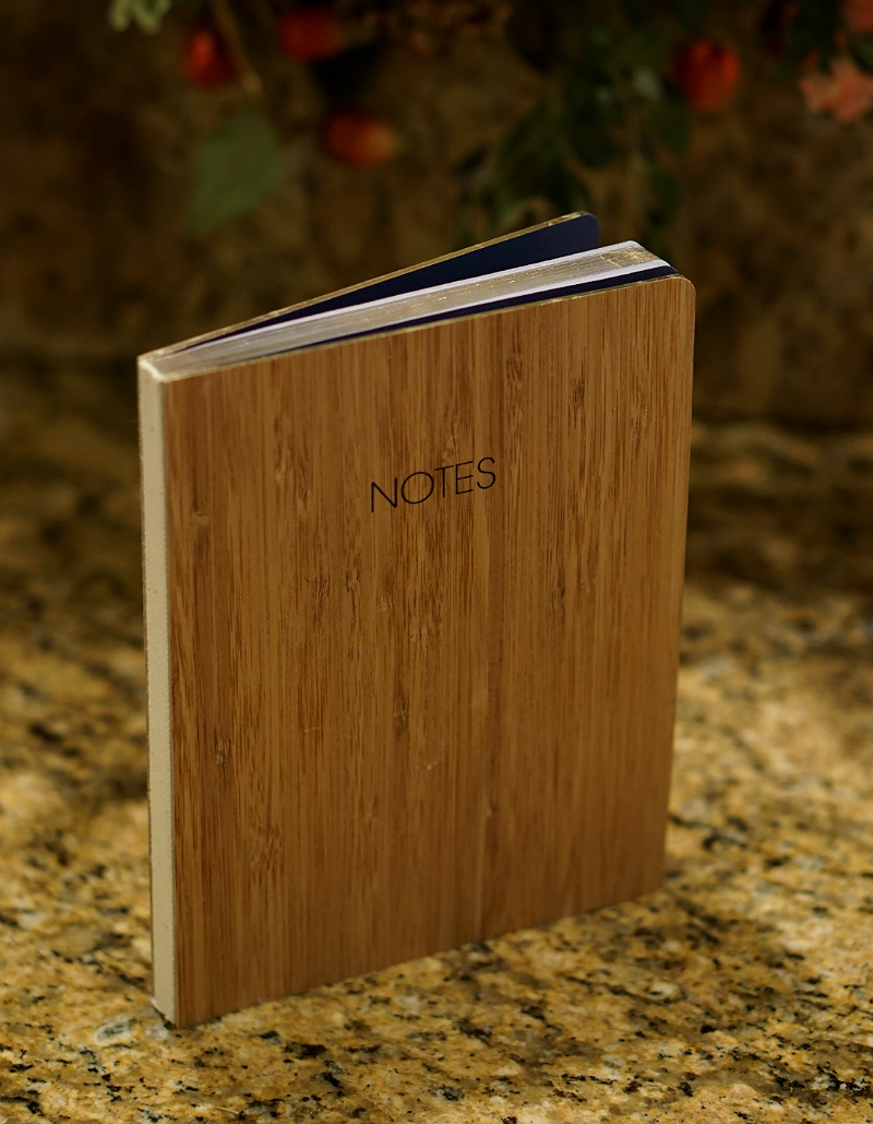 The Year of Cozy Giveaway from Inspirations and Celebrations - Notebook