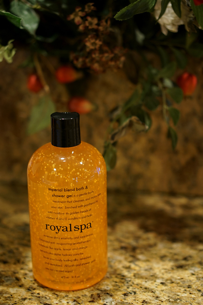 The Year of Cozy Giveaway from Inspirations and Celebrations - Royal Spa