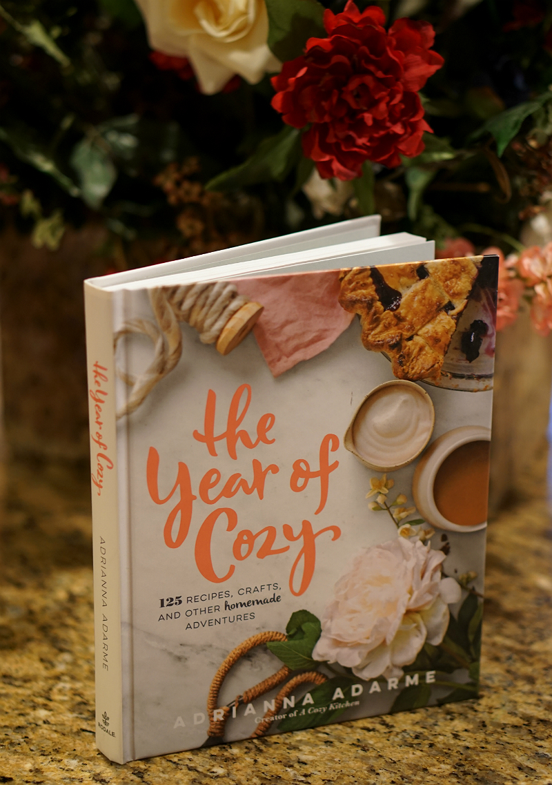 The Year of Cozy Giveaway from Inspirations and Celebrations - The Year of Cozy Book