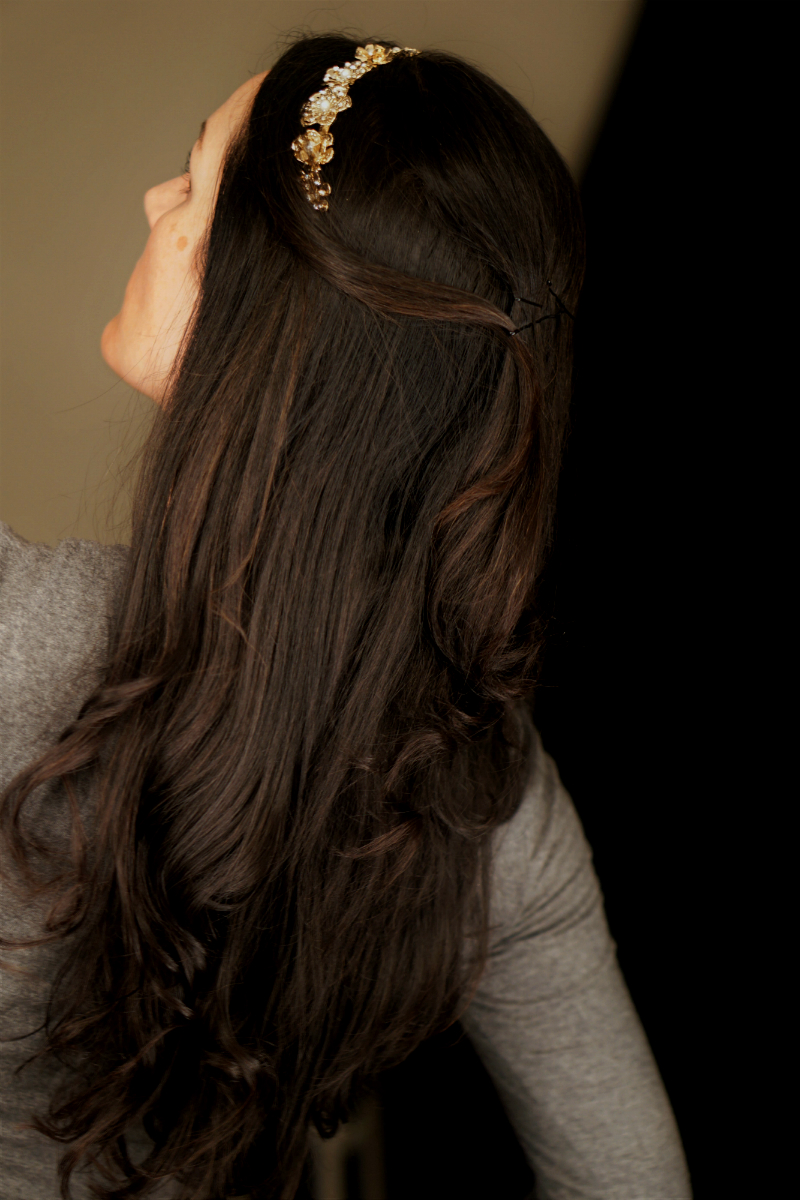 Pretty Party Hair Tutorial for the Modern Day Princess - Conair 2-in-1 Styler