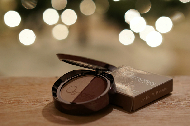 Beauty Gifts for Gals in Their 40's - Osmosis Eye Shadow Duo