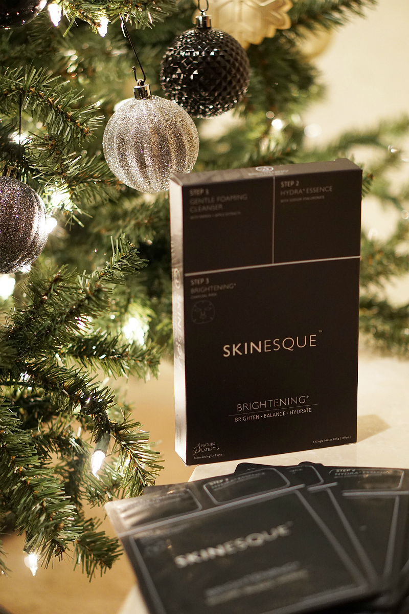 Beauty Gifts for Gals in Their 30's - Skinesque Brightening Masks