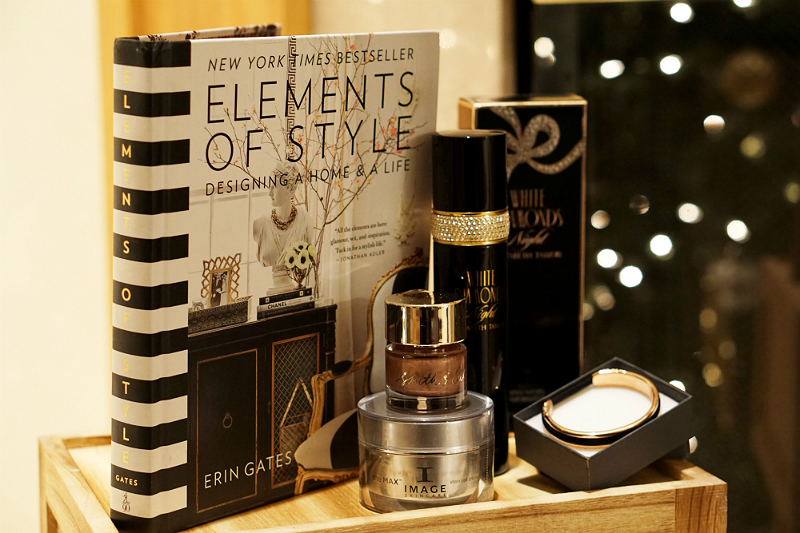 The Elements of Style Holiday Giveaway from Inspirations & Celebrations