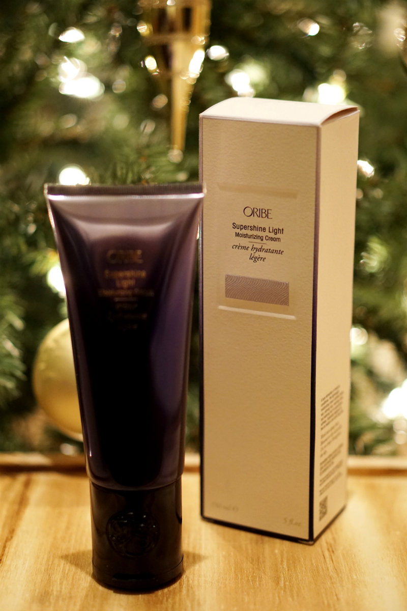 The Elements of Style Holiday Giveaway - Oribe Supershine Light Moisturizing Cream