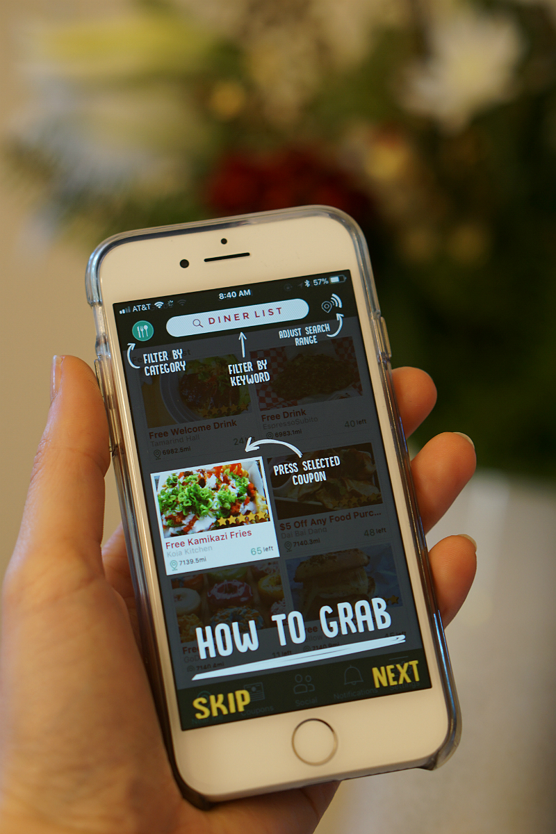 The New Dinerlist App Helps You Find The Best Restaurant Deals Nearby