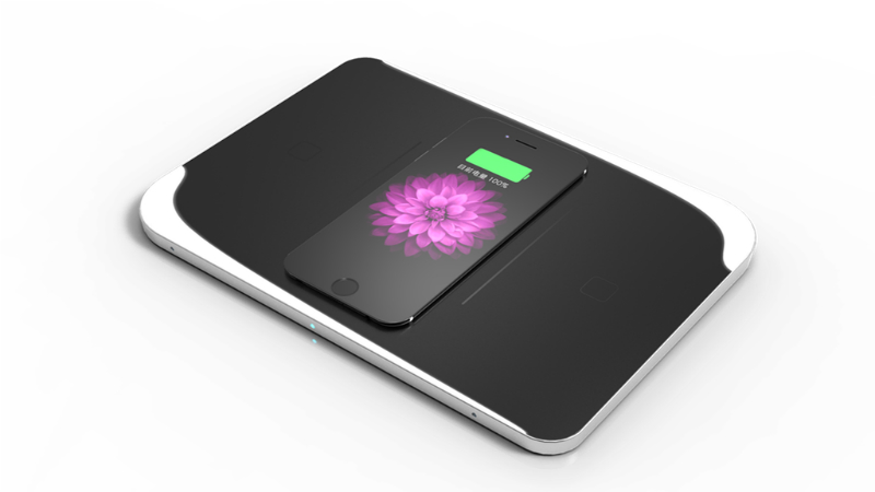 10 Cool Kickstarter Campaigns That Are Worth Funding - Super Wireless Charging Station