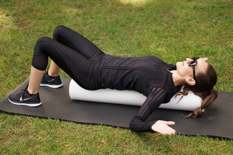 Foam Roller Exercises To Relieve Muscle Soreness