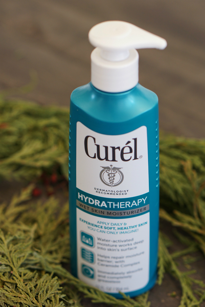 Do What You Love Giveaway - Curel Hydratherapy Lotion