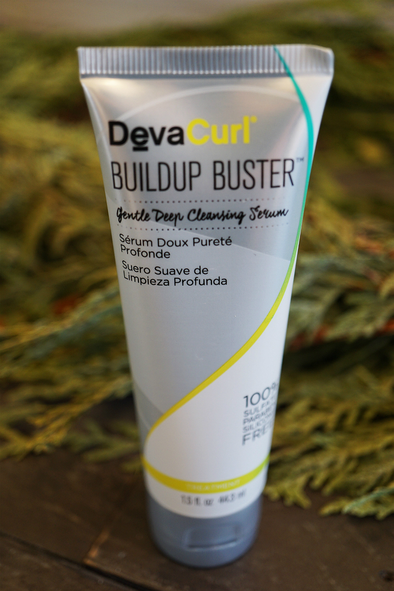 Do What You Love Giveaway - DevaCurl Buildup Buster