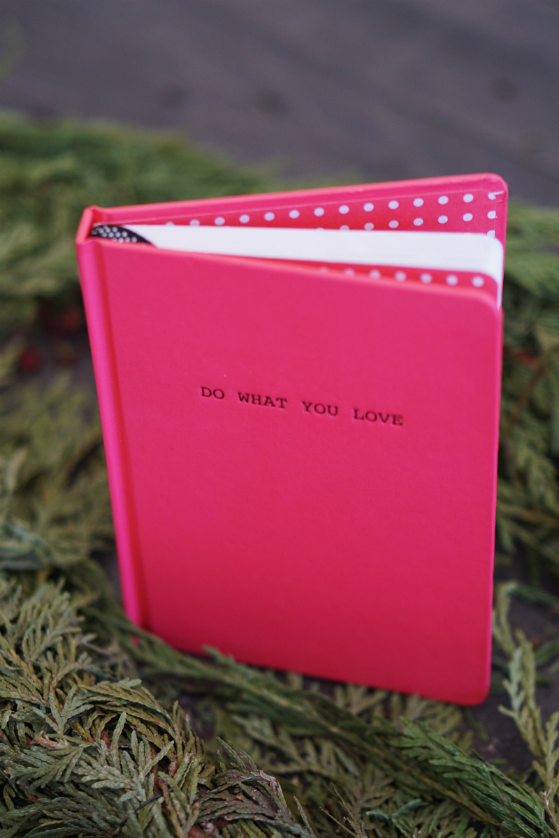 Do What You Love Giveaway - Do What You Love Journal
