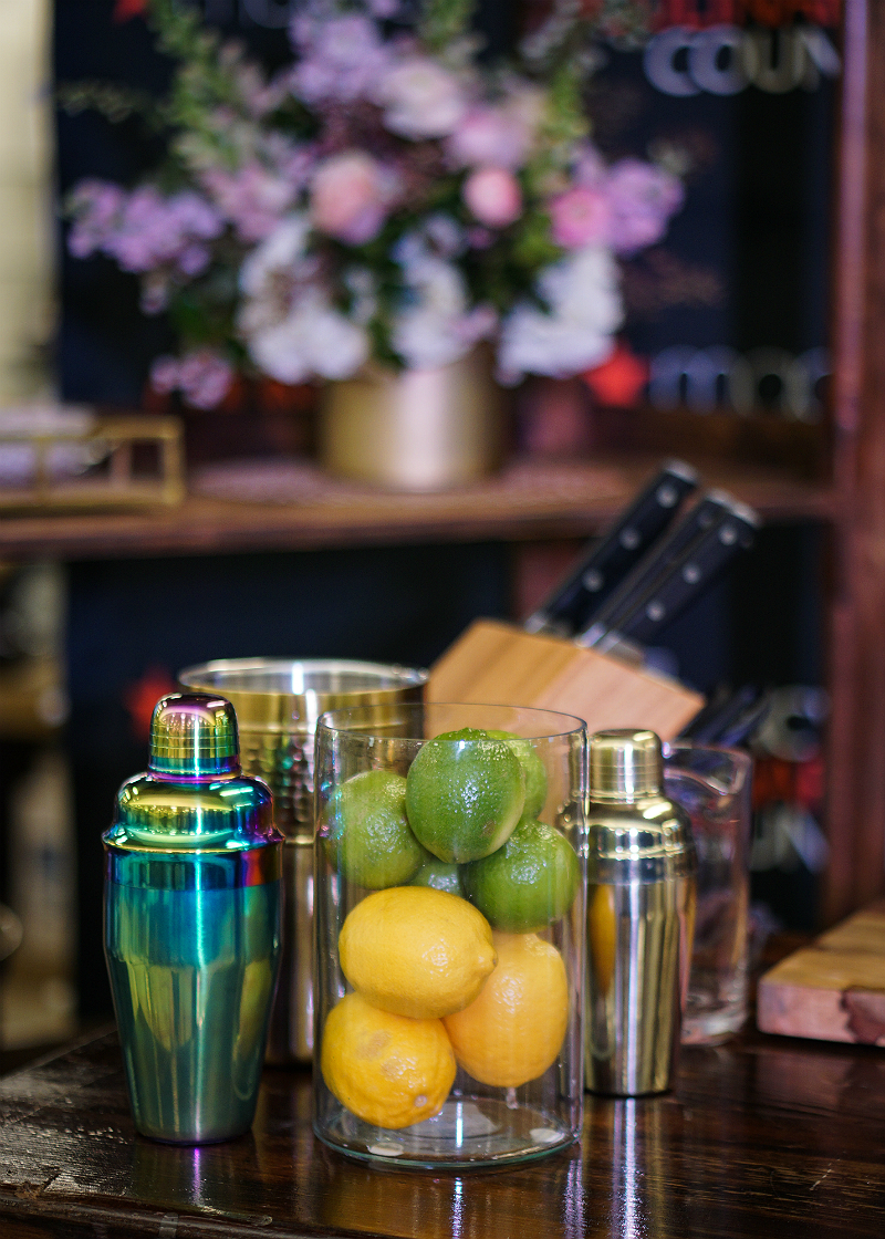 How To Style a Bar Cart - Inspiring Ideas from a Mixologist