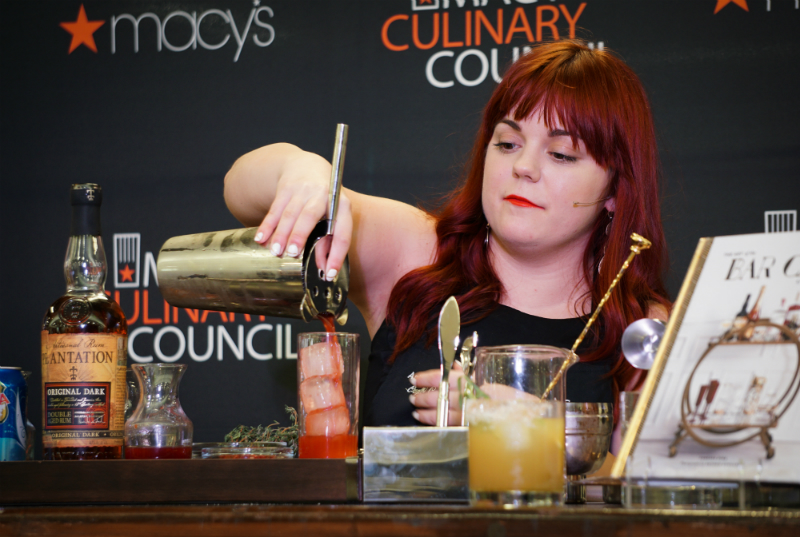 How To Style a Bar Cart - Inspiring Ideas from a Mixologist - Ashley Rose Conway of Craft and Cocktails