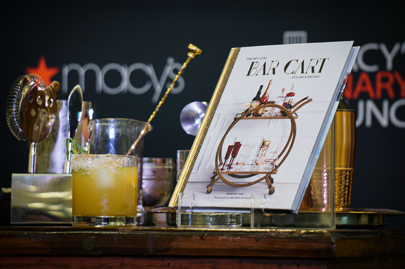 How To Style a Bar Cart - Inspiring Ideas from a Mixologist - Cocktail Recipe
