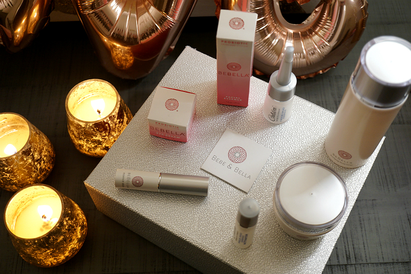 Love Who You Are Giveaway - Bebe and Bella Probiotic Skincare Set