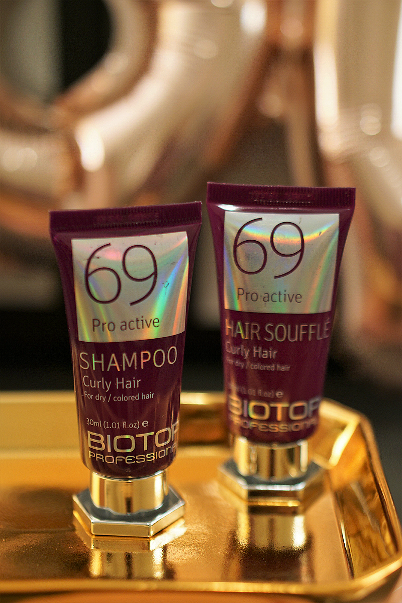 Love Who You Are Giveaway - Biotop 69 Pro Active Haircare