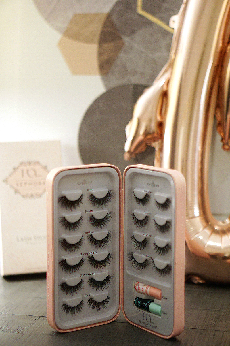 Love Who You Are Giveaway - Sephora x House of Lashes Lashstory