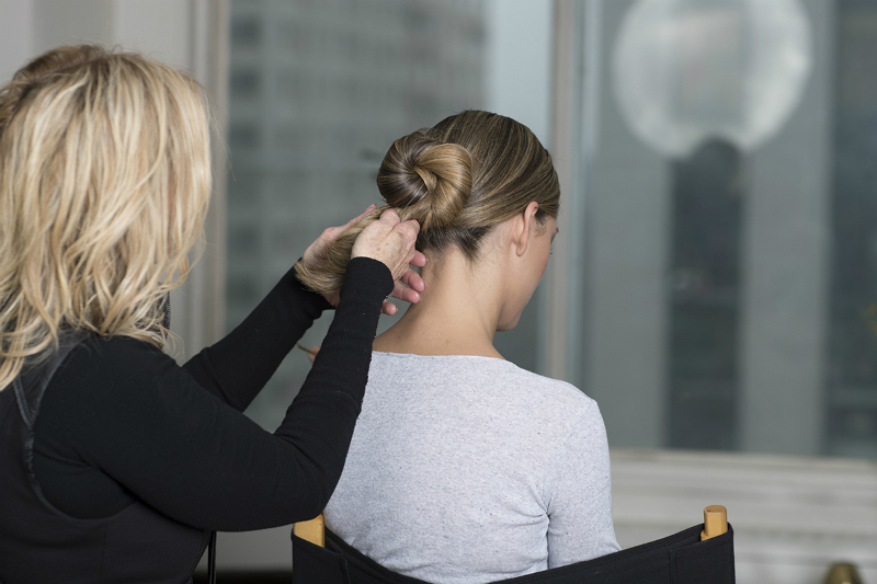 Sleek and Chic Chignon Hairstyle Tutorial