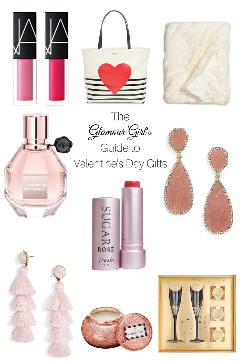 The Glamour Girl's Guide to Valentine's Day Gifts