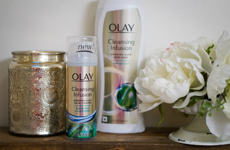 Bathing Beauty Guide - How To #GlowUp with Olay Cleansing Infusion